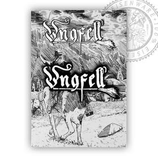UNGFELL - Logo, Metal Pin
