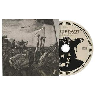 PANZERFAUST - The Suns Of Perdition, Chapter II: Render Unto Eden, DigiCD