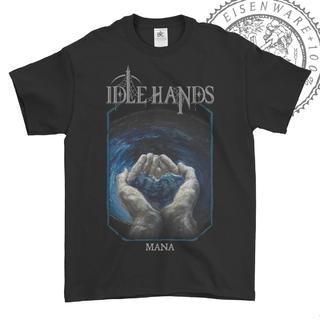 IDLE HANDS - Mana (EU Tour), T-Shirt