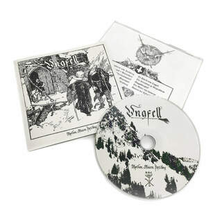 UNGFELL - Mythen, Mären, Pestilenz, CD