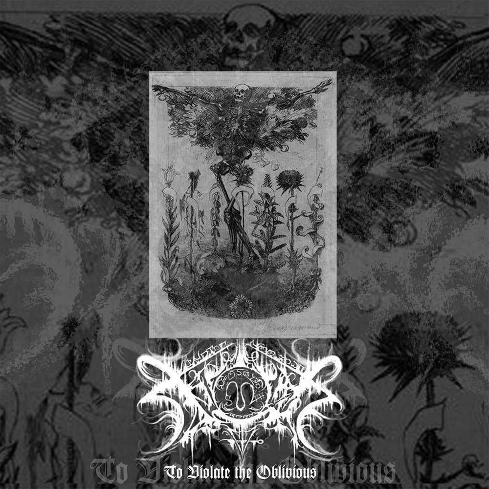 Xasthur To Violate The Oblivious Dlp 12 Quot Vinyl